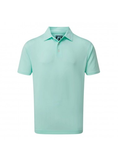 Footjoy Picque polo shirt.  Athletic Fit.