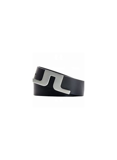 "J Lindeberg leather belt ""Dane"""