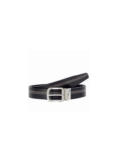 "J Lindeberg leather belt ""Moriarty"""