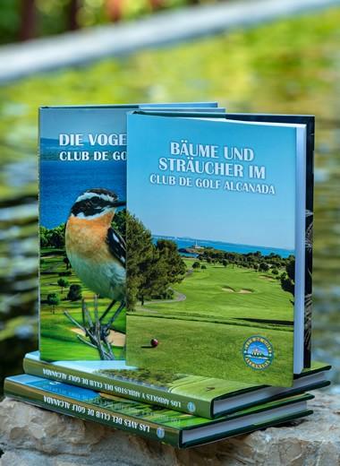 Buch zu Flora und Fauna in Alcanada