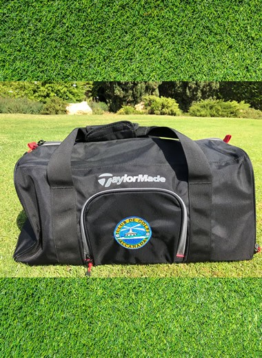 Taylor Made bag, model TM PLAYERS DUFFLE